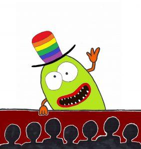 Alles Mann, nix Kuss?! - ein queerer Theaterworkshop für alle Geschlechter @ Queeres Zentrum Göttingen